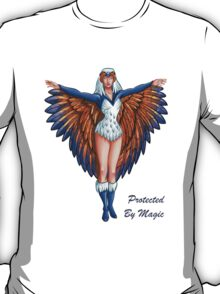 "He-Man Sorceress ""Protected By Magic"" T-Shirt"