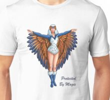 "He-Man Sorceress ""Protected By Magic"" Unisex T-Shirt"