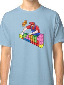 Super Mario Mason Classic T-Shirt