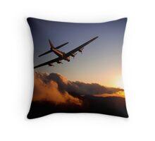 Sunset Belle Throw Pillow
