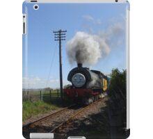 Thomas says choo choo iPad Case/Skin
