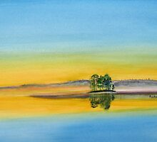 Golden Finland Morning by Rob Beilby