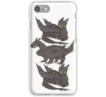 HTTYD Trio-thless iPhone Case/Skin