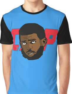 Chris Paul  Graphic T-Shirt