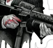 Scarface - Tarantino Sticker