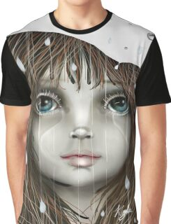 It's Raining Graphic T-Shirt