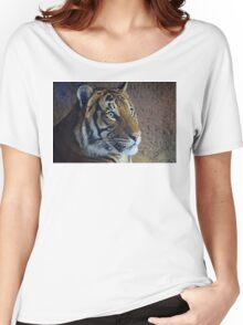 Eye Of The Tiger Women's Relaxed Fit T-Shirt