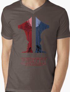 11 Mens V-Neck T-Shirt