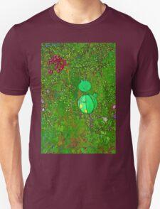 Eileens Garden Cartoon Style.... Unisex T-Shirt