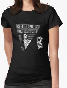 King Krule - Rock Bottom -  Womens Fitted T-Shirt