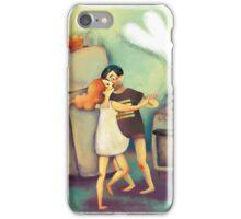 Wake up and Waltz&Coffee iPhone Case/Skin