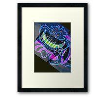 Wildcat - Smile Framed Print