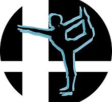 SUPER SMASH BROS: Wii Fit Trainer -Wii U by Manbalcar