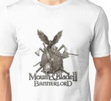 Kingdom of Nords [Grey] Mount and Blade II Bannerlord Unisex T-Shirt