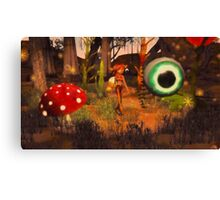Fantasy Land Canvas Print