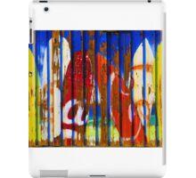 Coca Cola surf board sign iPad Case/Skin