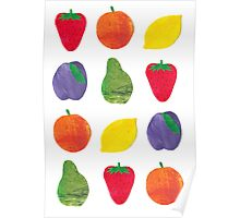 Fruits! Poster
