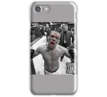 *Nate ufc* iPhone Case/Skin
