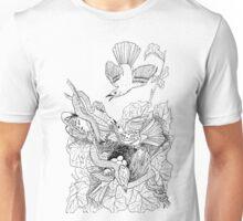 Code Blue.  Color Project.  Unisex T-Shirt