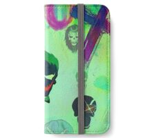 Suicide Squad iPhone Wallet/Case/Skin