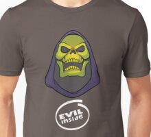 "He-Man Skeletor ""Evil Inside"" Unisex T-Shirt"