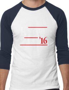 Knope Swanson 2016 T-Shirt Men's Baseball ¾ T-Shirt