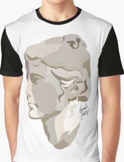 The Greek Woman Graphic T-Shirt