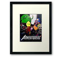 The Adventurers! Framed Print
