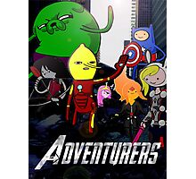 The Adventurers! Photographic Print