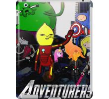 The Adventurers! iPad Case/Skin