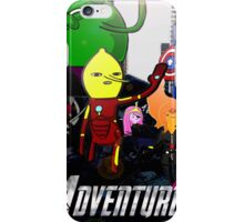 The Adventurers! iPhone Case/Skin