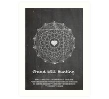 Good Will Hunting  Art Print
