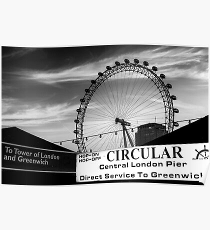 Circular Reference @londonlights Poster