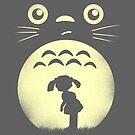 My Lunar Neighbor Duvet Cover by WalnutSoap