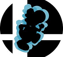 SUPER SMASH BROS: Yoshi -Wii U by Manbalcar