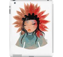 Flower from Mars iPad Case/Skin