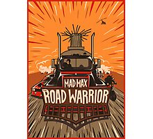 The Road Warrior Photographic Print