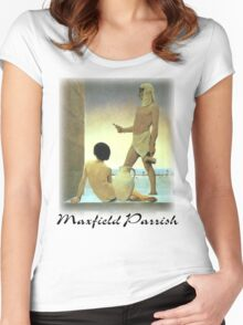 Parrish - Egypt Women's Fitted Scoop T-Shirt