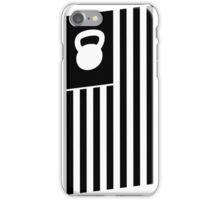 American Kettlebell Workout iPhone Case/Skin
