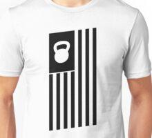 American Kettlebell Workout Unisex T-Shirt