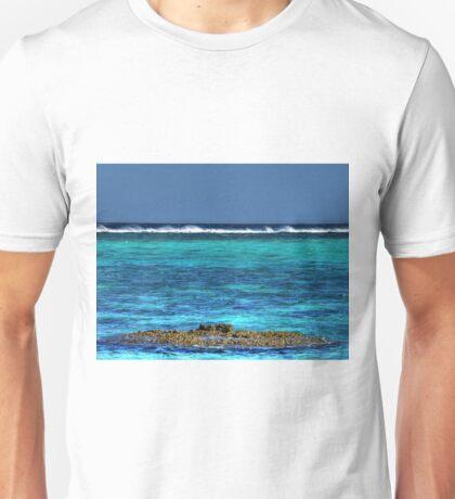 Oyster Stacks at Ningaloo Unisex T-Shirt