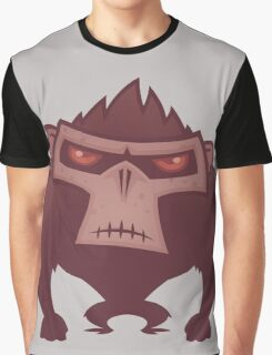Angry Ape Graphic T-Shirt