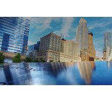 Financial District Photographic Print
