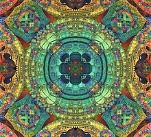 Color and Symmetry by Lyle Hatch