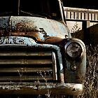 Abandoned 1947-1954 GMC truck by mal-photography