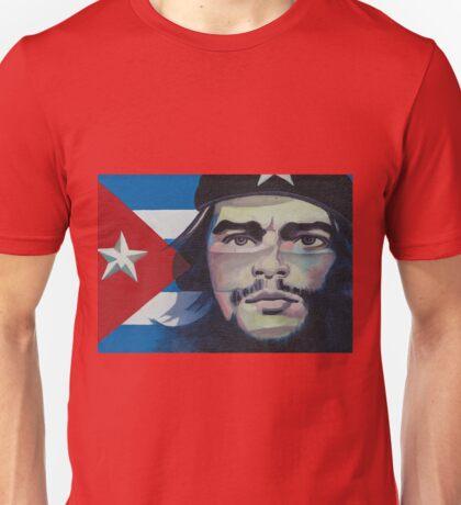 Che Guevara poster- Vinales, Cuba Unisex T-Shirt