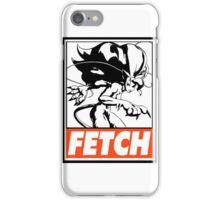 Felicia Fetch Obey Design iPhone Case/Skin