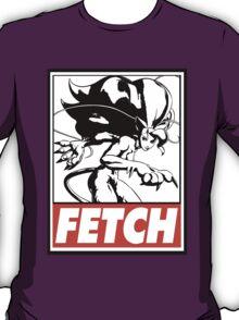 Felicia Fetch Obey Design T-Shirt