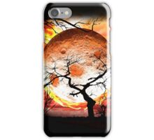 Hot Summers Night iPhone Case/Skin