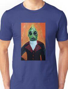 Gentleman Sleestak Unisex T-Shirt